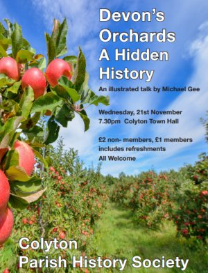 History of Devons Orchards by Michael Gee